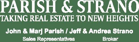 John & Marj Parish / Jeff & Andrea Strano